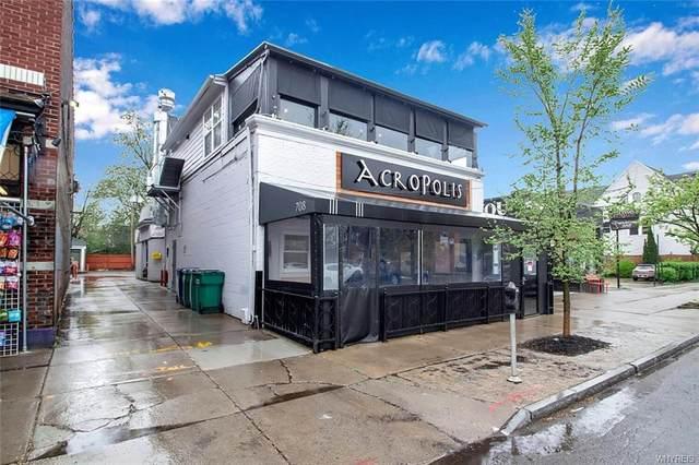 708 Elmwood Avenue, Buffalo, NY 14222 (MLS #B1352074) :: Avant Realty