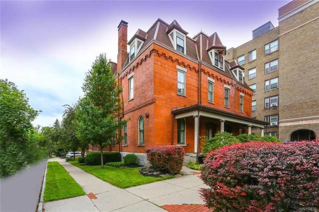 186 North Street, Buffalo, NY 14201 (MLS #B1352184) :: Robert PiazzaPalotto Sold Team