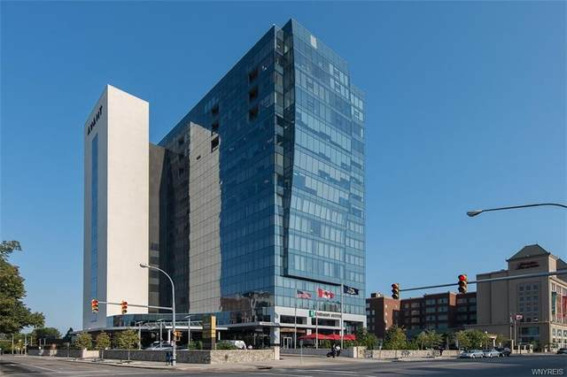 200 Delaware Avenue #1410, Buffalo, NY 14202 (MLS #B1352329) :: MyTown Realty