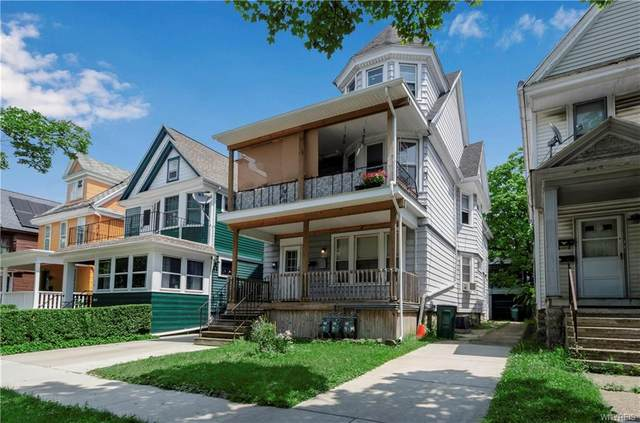 339 Hoyt Street, Buffalo, NY 14213 (MLS #B1352347) :: Avant Realty