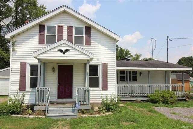 12850 West Schutt Road, Sardinia, NY 14030 (MLS #B1352451) :: Serota Real Estate LLC