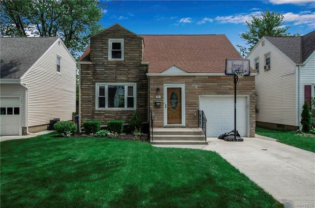 201 Lamont Drive, Amherst, NY 14226 (MLS #B1352799) :: BridgeView Real Estate Services