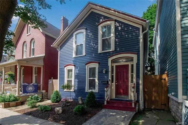 78 Mariner Street, Buffalo, NY 14201 (MLS #B1352806) :: Robert PiazzaPalotto Sold Team