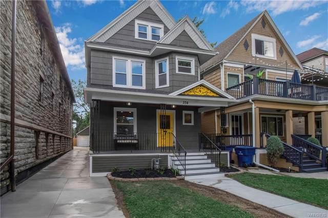 334 Baynes Street, Buffalo, NY 14213 (MLS #B1352872) :: Robert PiazzaPalotto Sold Team