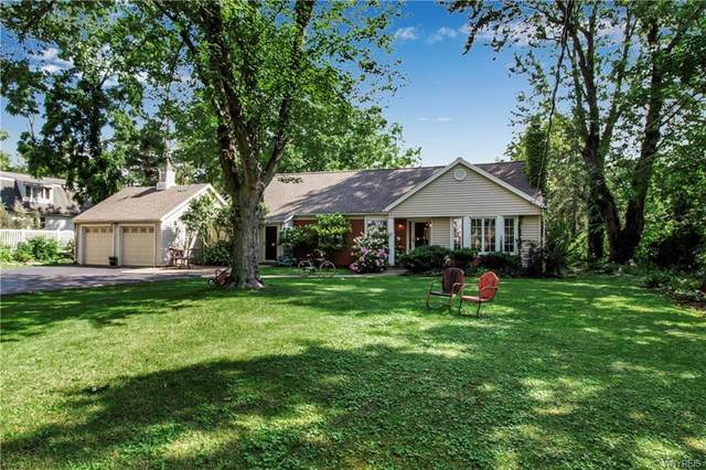 645 N Forest Road, Amherst, NY 14221 (MLS #B1352932) :: BridgeView Real Estate Services