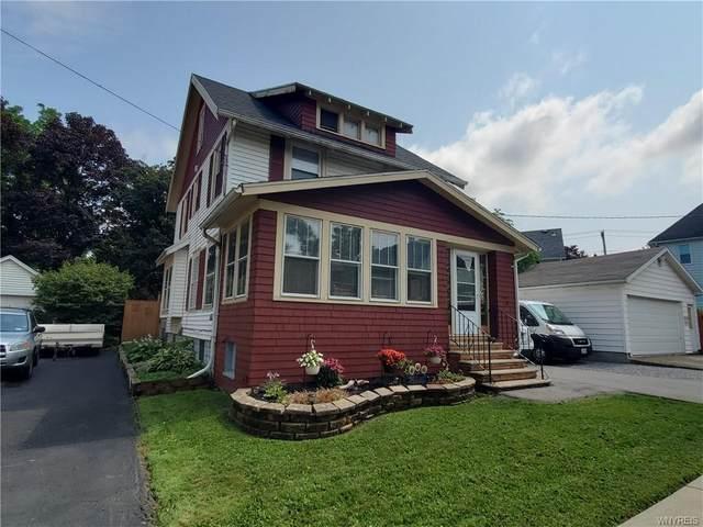 4 Allen Street, Batavia-City, NY 14020 (MLS #B1352961) :: BridgeView Real Estate Services