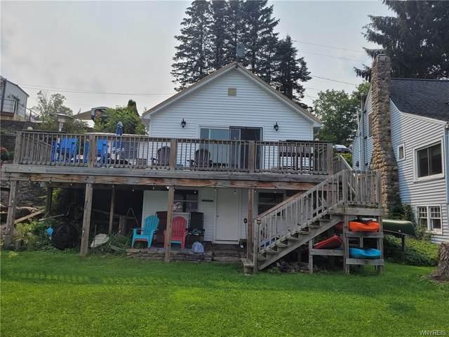 159 Long Point Drive, Machias, NY 14101 (MLS #B1352979) :: Serota Real Estate LLC
