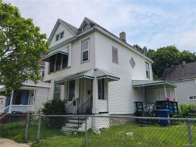 251 Woodlawn Avenue, Buffalo, NY 14208 (MLS #B1353055) :: Robert PiazzaPalotto Sold Team