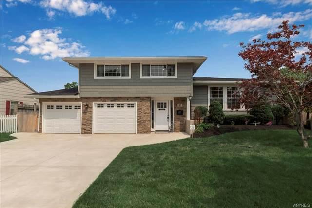 62 Broadmoor Drive, Tonawanda-Town, NY 14150 (MLS #B1353082) :: BridgeView Real Estate Services