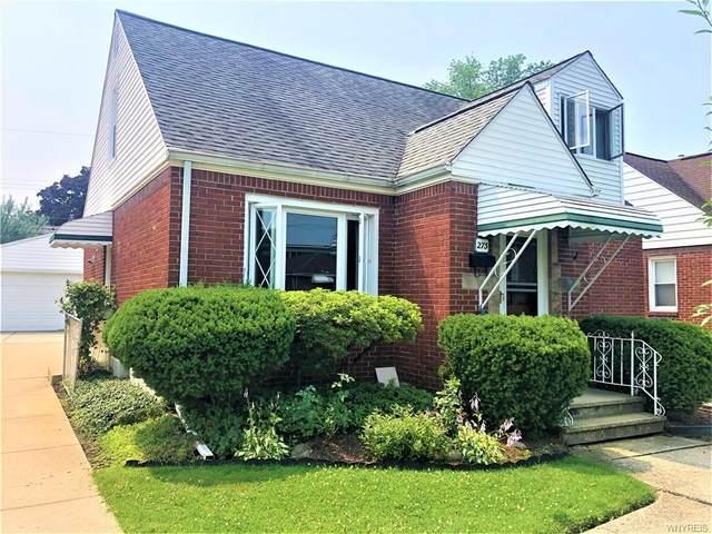 273 Glencove Road, Tonawanda-Town, NY 14223 (MLS #B1353114) :: BridgeView Real Estate Services