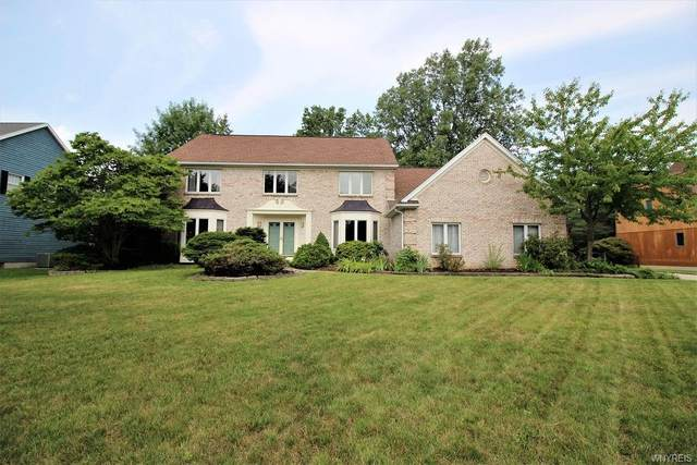 63 Buttonwood Court, Amherst, NY 14051 (MLS #B1353119) :: BridgeView Real Estate Services