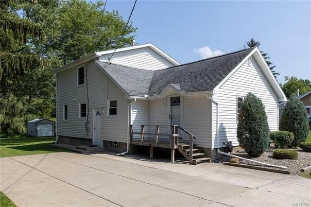 5063 Chestnut Ridge Road, Orchard Park, NY 14127 (MLS #B1353285) :: MyTown Realty