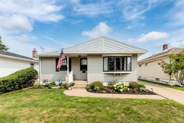 207 Hoover Avenue, Tonawanda-Town, NY 14217 (MLS #B1353334) :: BridgeView Real Estate Services