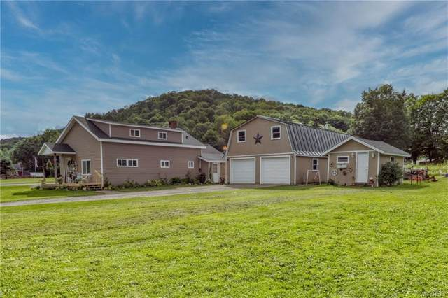 5848 Route 242 E, Ellicottville, NY 14731 (MLS #B1353430) :: 716 Realty Group