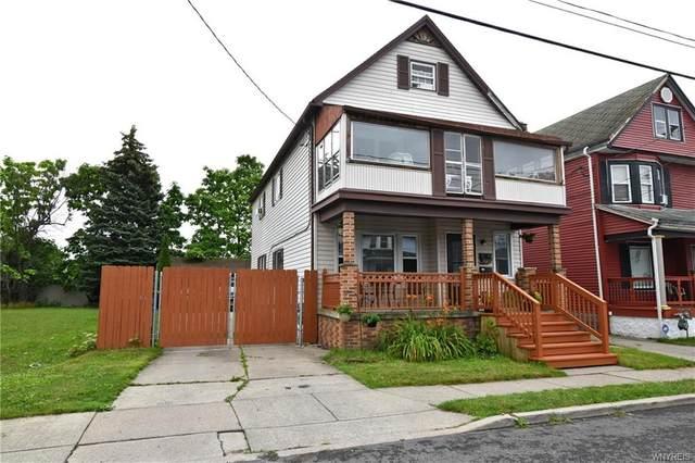 147 Edson Street, West Seneca, NY 14210 (MLS #B1353432) :: Avant Realty