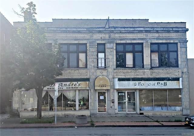 2335 Main Street, Buffalo, NY 14214 (MLS #B1353434) :: BridgeView Real Estate