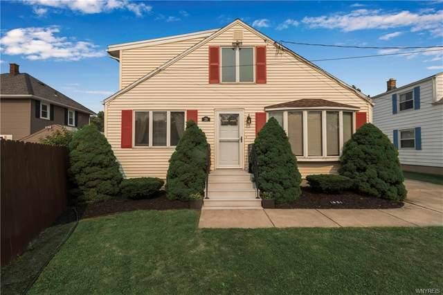 39 Ellwood Avenue, Tonawanda-Town, NY 14223 (MLS #B1353564) :: BridgeView Real Estate Services
