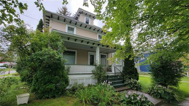 816 W Henley Street, Olean-City, NY 14760 (MLS #B1353622) :: BridgeView Real Estate Services