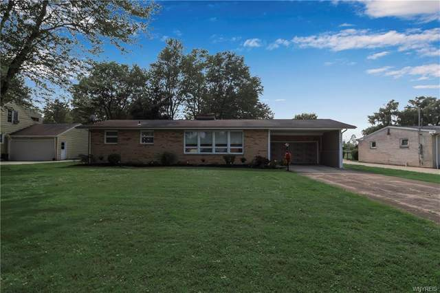 4980 Meadowbrook Road, Clarence, NY 14221 (MLS #B1353694) :: BridgeView Real Estate Services