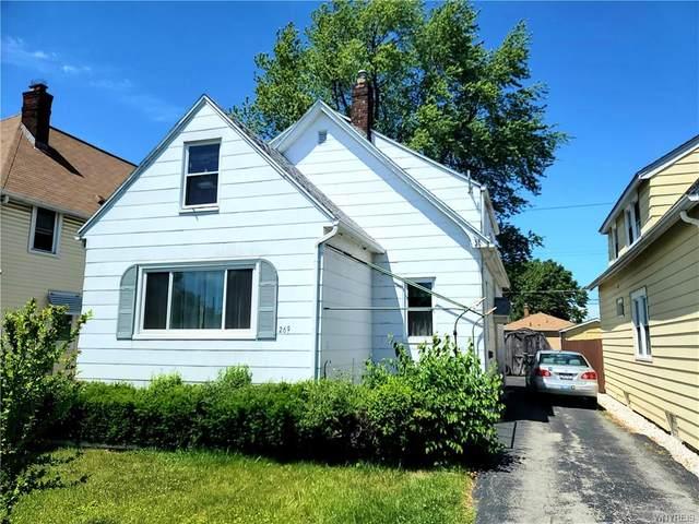 269 Heath Terrace, Tonawanda-Town, NY 14224 (MLS #B1353738) :: BridgeView Real Estate Services