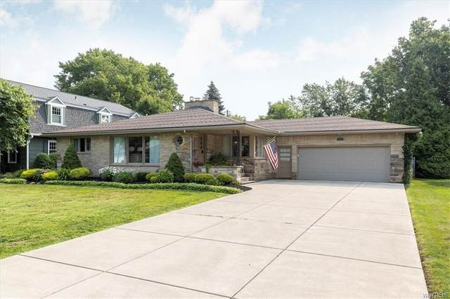 95 Lake Ledge Drive, Amherst, NY 14221 (MLS #B1353779) :: Robert PiazzaPalotto Sold Team