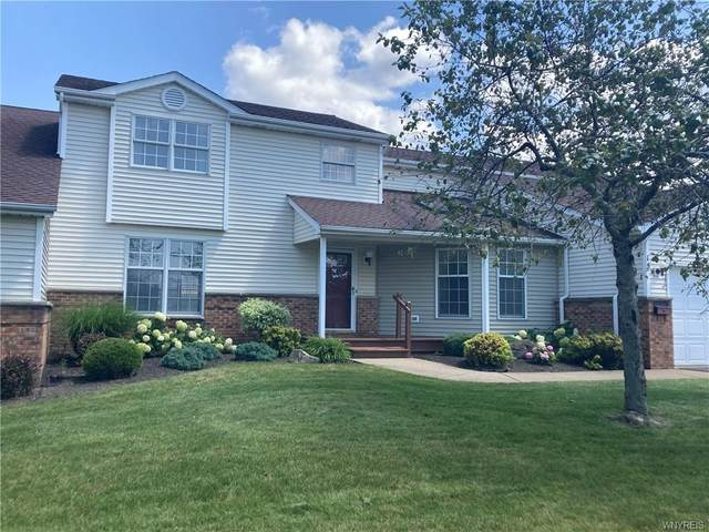 15 Crabapple Court, Orchard Park, NY 14127 (MLS #B1353804) :: Robert PiazzaPalotto Sold Team