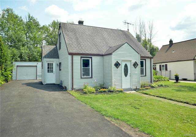 52 Larch Road, Amherst, NY 14226 (MLS #B1353938) :: BridgeView Real Estate Services