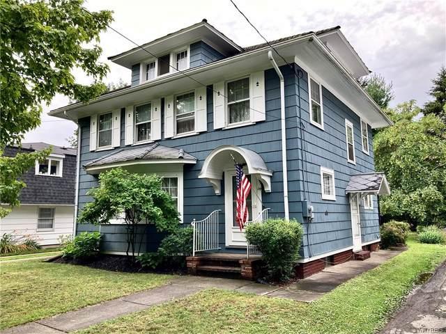 14 Millar Place, Lockport-City, NY 14094 (MLS #B1353972) :: Avant Realty