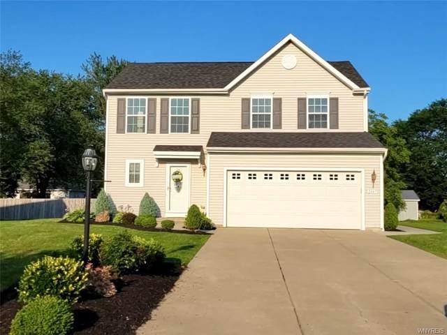 2447 Osprey Lane, Wheatfield, NY 14304 (MLS #B1354059) :: Robert PiazzaPalotto Sold Team