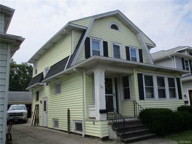 102 Tremont Avenue, Tonawanda-Town, NY 14217 (MLS #B1354152) :: BridgeView Real Estate Services