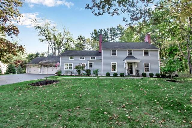 120 Forest Drive, Orchard Park, NY 14127 (MLS #B1354159) :: 716 Realty Group