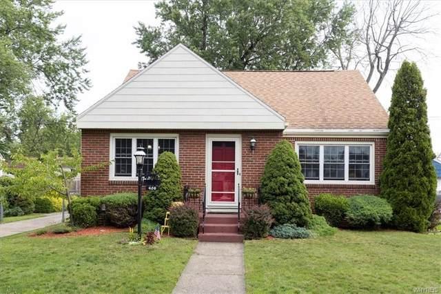 460 Zimmerman Boulevard, Tonawanda-Town, NY 14223 (MLS #B1354212) :: BridgeView Real Estate Services