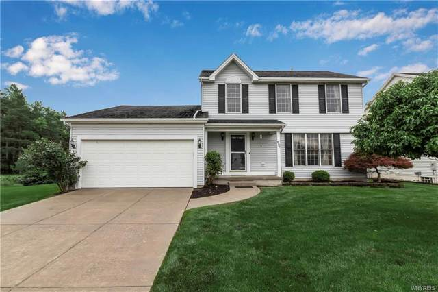 127 Crown Royal Drive, Amherst, NY 14221 (MLS #B1354213) :: BridgeView Real Estate Services