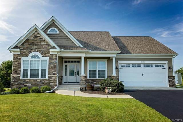 8684-8686 Cherry Bark Lane, Batavia-Town, NY 14020 (MLS #B1354228) :: BridgeView Real Estate Services
