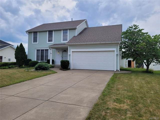 3 Clermont Court, Lancaster, NY 14086 (MLS #B1354255) :: Robert PiazzaPalotto Sold Team