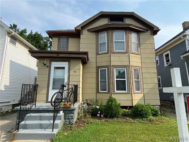 65 Avery Avenue, Buffalo, NY 14216 (MLS #B1354289) :: Avant Realty