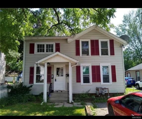 243 South Street, Lockport-City, NY 14094 (MLS #B1354310) :: Avant Realty