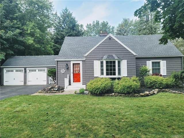 4490 Harris Hill Road, Clarence, NY 14221 (MLS #B1354329) :: BridgeView Real Estate Services