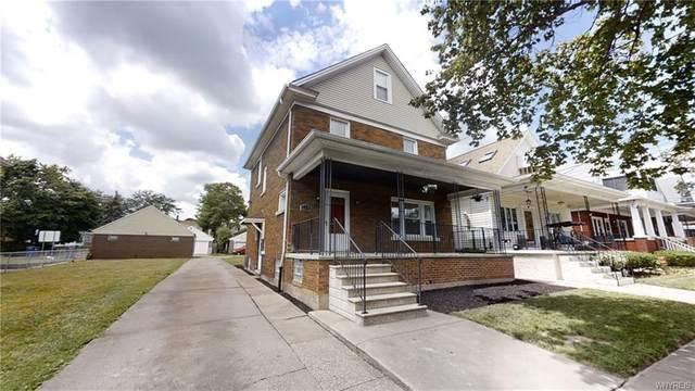 526 17th Street, Niagara Falls, NY 14301 (MLS #B1354348) :: BridgeView Real Estate Services