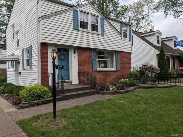 27 Gardenwood Lane, Tonawanda-Town, NY 14223 (MLS #B1354351) :: Avant Realty