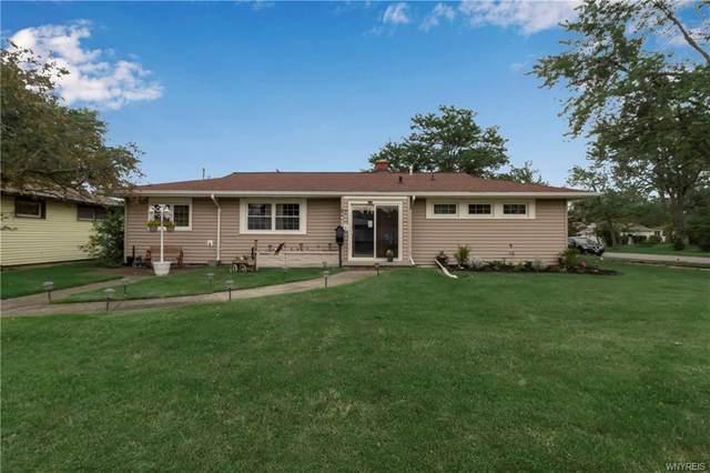 87 Greenleaf Avenue, Tonawanda-Town, NY 14150 (MLS #B1354358) :: BridgeView Real Estate Services