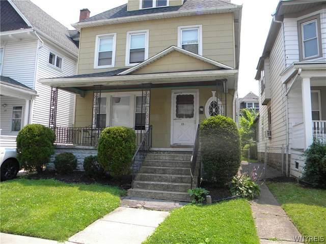 25 Glendale Place, Buffalo, NY 14208 (MLS #B1354368) :: Robert PiazzaPalotto Sold Team