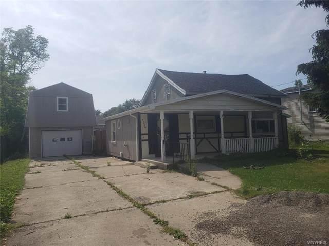 6624 Putnam Drive, Evans, NY 14047 (MLS #B1354372) :: BridgeView Real Estate Services