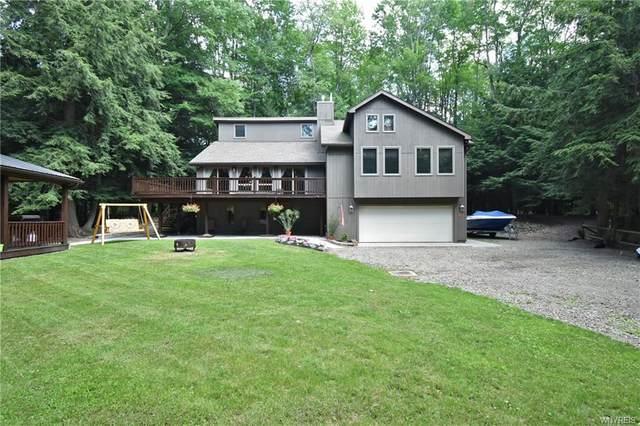 72 Tarn, Concord, NY 14069 (MLS #B1354389) :: BridgeView Real Estate