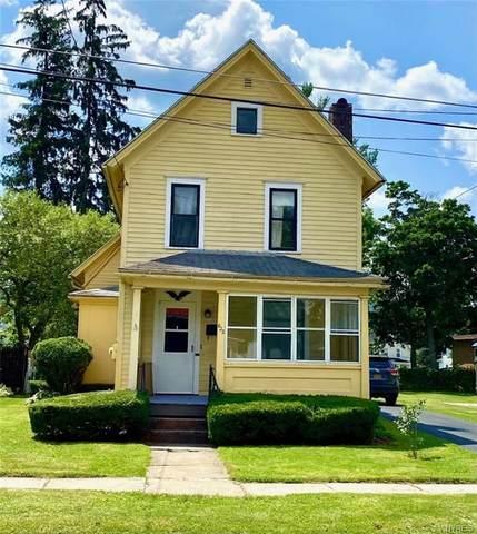822 Bishop Street, Olean-City, NY 14760 (MLS #B1354391) :: 716 Realty Group
