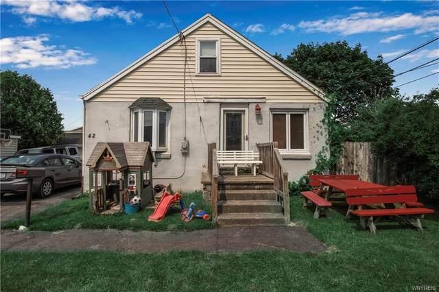 42 Crestwood Place, Cheektowaga, NY 14225 (MLS #B1354501) :: Avant Realty