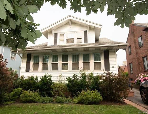 65 Larchmont Road, Buffalo, NY 14214 (MLS #B1354533) :: Robert PiazzaPalotto Sold Team