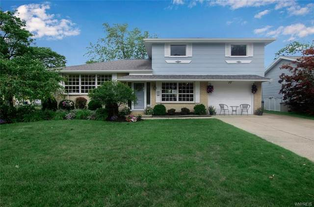 77 Patrice, Amherst, NY 14221 (MLS #B1354562) :: Robert PiazzaPalotto Sold Team