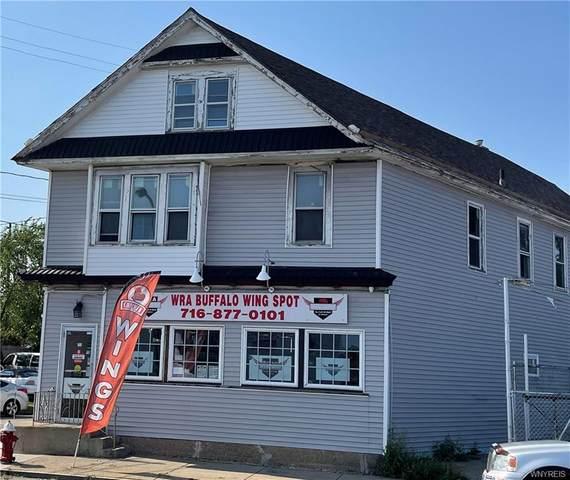 426 Hertel Avenue, Buffalo, NY 14207 (MLS #B1354622) :: Robert PiazzaPalotto Sold Team