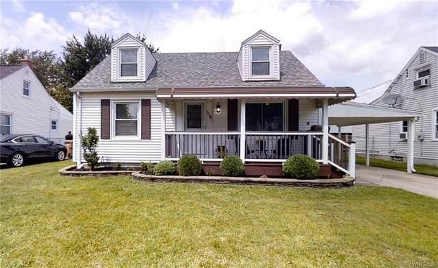 116 Beale Avenue, Cheektowaga, NY 14225 (MLS #B1354641) :: BridgeView Real Estate Services